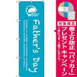 のぼり旗 Fathers day (SNB-2817) [プレゼント付]