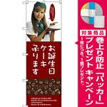 のぼり旗 お誕生日ケーキ (SNB-2830) [プレゼント付]