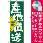 のぼり旗 (722) 産地直送 新鮮素材 グリーン [プレゼント付]