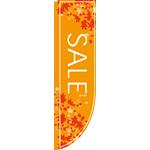 Rのぼり 棒袋仕様 セール カラー:オレンジ 21317