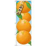 のぼり旗 みかん 絵旗 -1 (21411)