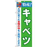 のぼり旗 特産!キャベツ (21492)