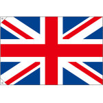 販促用国旗 イギリス サイズ:小 (23671)