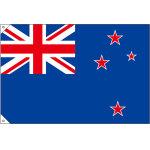 販促用国旗 ニュージーランド サイズ:小 (23740)