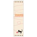 スリムのぼり カフェ 猫イラスト (5047)