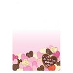 マジカルPOP バレンタイン 下段にチョコの絵柄 Mサイズ (60602)