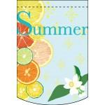 変形タペストリー Summer フルーツ (61086)