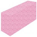 テーブルカバー 花柄ピンク サイズ:W1800×H700×D450 (61487)