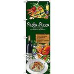 のぼり旗 Pasta&Pizza (SNB-2374)