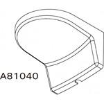 ニコトーチ Φ90用ブラケットカバー (A81040)