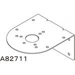 ニコトーチ Φ90・Φ120用 ニコソーラー用 壁面取付ブラケット (A82711)