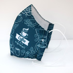 オリジナル フルカラープリント マスク 国内生産・日本製 (10枚~)