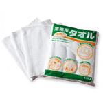 清掃用品 雑巾 業務用タオル (10枚入) (CE-480-010-8)