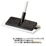 清掃用品 ニューカラーシリーズ SPぞうきんモップワイドII替雑巾 (2枚入) (CL-808-301-0)