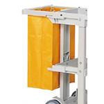 清掃用メンテナンスカート ビルメンカートL用 替袋 (DS-571-820-6)