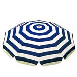 ガーデンパラソル カラー:青+白 (MZ-591-319-8)