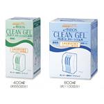 トイレ用品 便座除菌クリーナー クリーンジェル カートリッジ 容量:400Ml (SW-986-110-0)