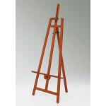 木製イーゼル スタンダード 屋内用 MS164BR ブラウン (MS164BR)