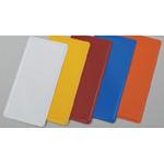 スチール無地板 明治山 300×600×0.4mm カラー:橙 (058185)