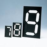 マグネット式数字表示器マグマック サイズ (板面) :大 300×180mm (229001)