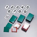 無災害記録板専用オプションパーツ 仕様:900用札 (229902)