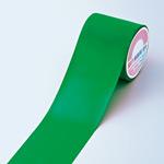 フロアラインテープ 100mm幅×20m カラー:緑 (257032)