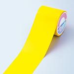 フロアラインテープ 100mm幅×20m カラー:黄 (257033)