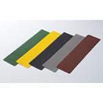 滑り止めテープ (シートタイプ) 150×610mm 5枚1組 カラー:黄 (260030)