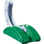 駐輪用 サイクルステージ ロータイプ カラー:緑 (334401)