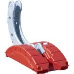 駐輪用 サイクルステージ ロータイプ カラー:赤 (334402)