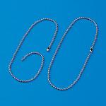 玉鎖 10本1組 サイズ:D-S 2.3mmΦ×200mm (170081)