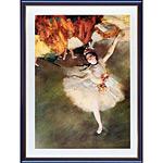 アートポスター 「踊り子」 E・ドガ作