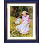 アートポスター 「草原の少女たち」 リベイリー作