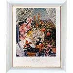 アートポスター 「花の香り?」 ガイ・ビギン作