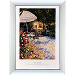 アートポスター 「晴れた日の香り」 ガイ・ビギン作