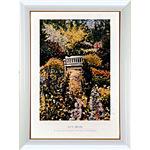アートポスター 「公園の香り」 ガイ・ビギン作