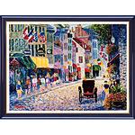 アートポスター 「ケベックの香り」 ガイ・ビギン作 (GBP-056)