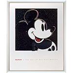 アートポスター 「オブ ミッキーマウス (ウォーホール)」 ディズニーシリーズ作