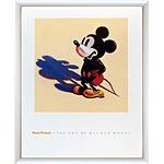 アートポスター 「オブ ミッキーマウス (ティボー)」 ディズニーシリーズ作