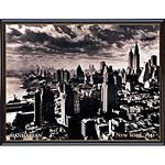 アートポスター 「ビュー オブ マンハッタン・1931」 C・ベットマン作