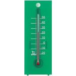 シュクレ温度計 (スタンド付) グリーン
