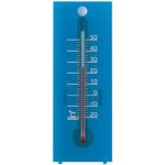 シュクレ温度計 (スタンド付) ブルー