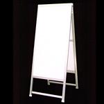 アルミ製額縁A型看板 600×1200+足300 CN-12