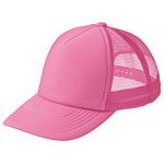 イベントメッシュキャップ (12562) ピンク