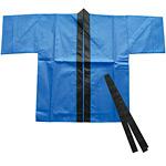 メッシュハッピ (5160) 小 ブルー