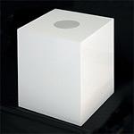 アクリル抽選箱 白 (30862WHT)