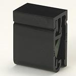 コリーデス 25mmステンレスタイプ (シングル) 黒