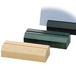 木製カード立 WD-20 白木