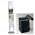 モバイルパンフレットスタンド2 本体+バッグ