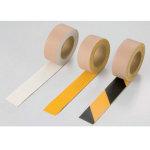 路面貼用テープ 合成ゴム 50mm幅×5m巻 カラー:白 (374-20)